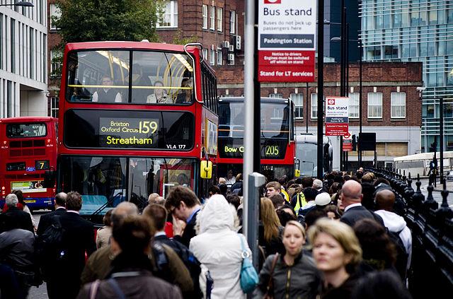 Contaminación-Londres