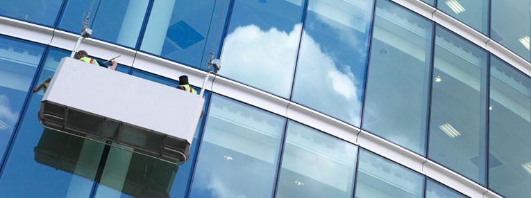Ventanas aplicaciones edificios comerciales pureti